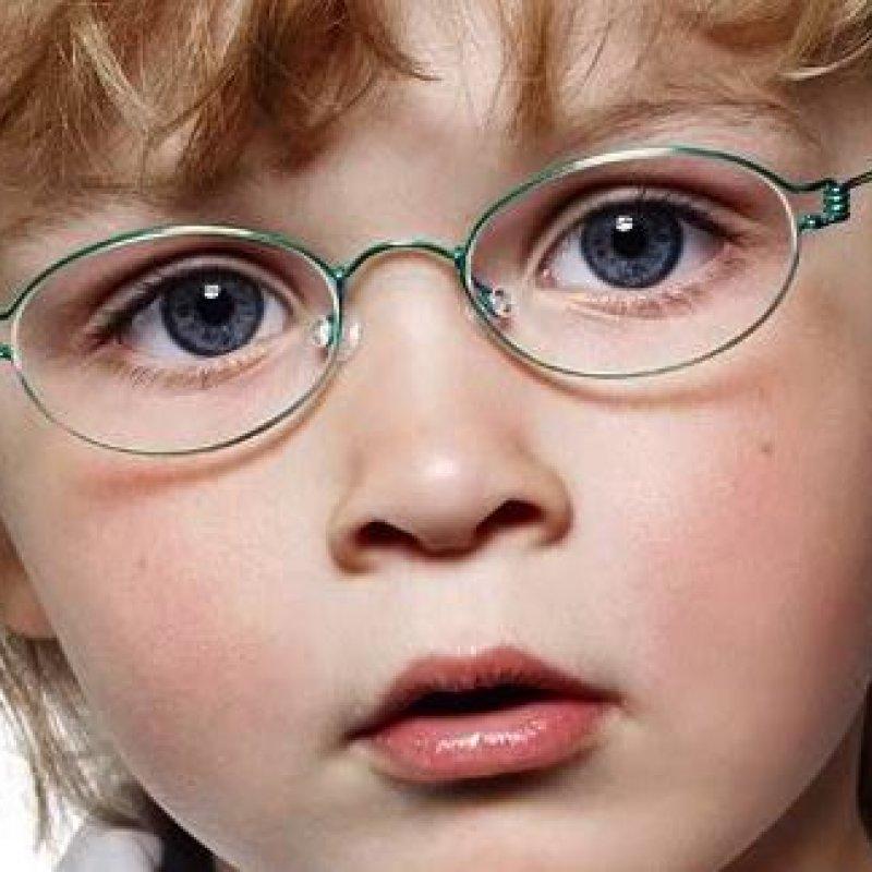 Как правильно подобрать оправу для ребёнка