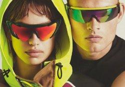 Спортивные очки: удобство и практичность