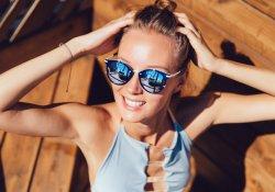 Как правильно ухаживать за солнцезащитными очками