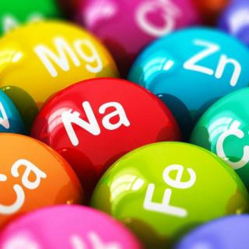 Как микроэлементы влияют на наше здоровье