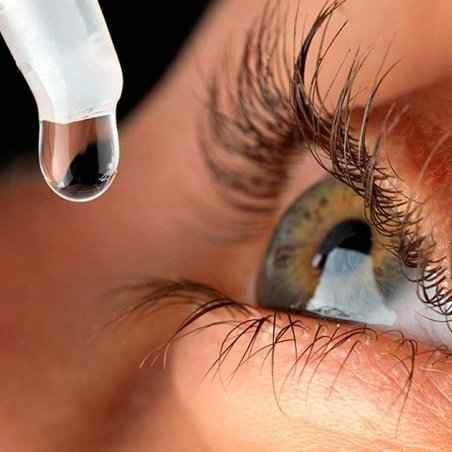 Ношение контактных линз в жару