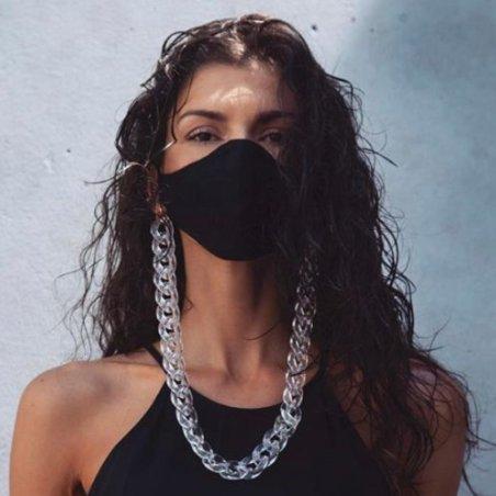 Цепочки от очков к защитной маске