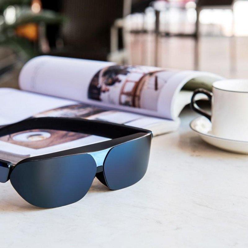 Носимый дисплей для смартфона