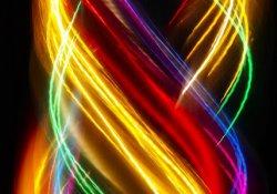 Превращение светлых линз в темные и обратно