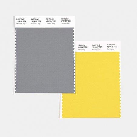 Американский институт Pantone объявил цвета 2021 года