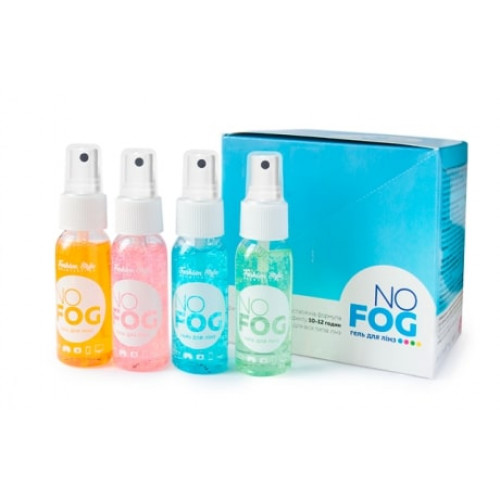 Гель очищающий для линз NO FOG 30ml