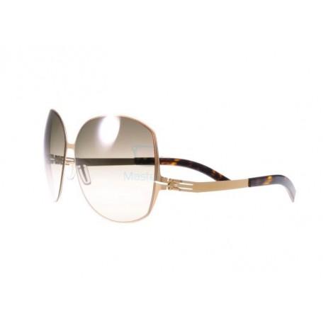 IC! Berlin Lundi Matt-Gold silver mirrored
