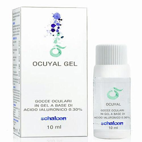 Капли Ocuyal Gel 10ml
