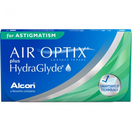 AIR OPTIX plus HydraGlyde ast.