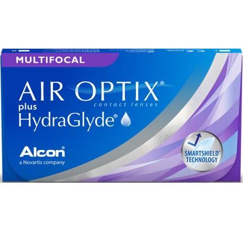 AirOptix HydraGlyde Aqua Multifocal