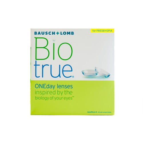 BioTru 1 Day Multifocal Presbyopia