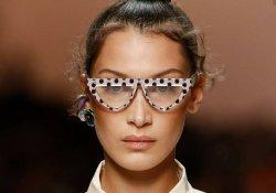 Как подобрать очки для вытянутого лица