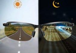 Очки для водителей. Вождение автомобиля днем и ночью.