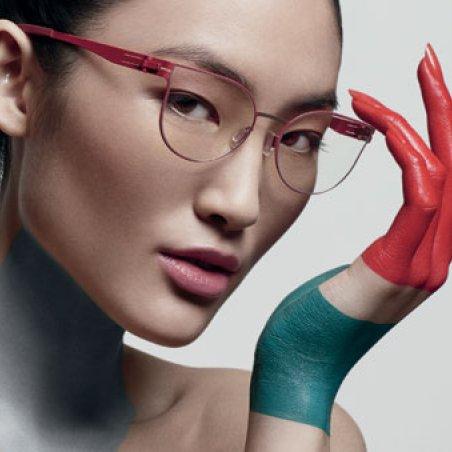 Как подобрать очки для широкого лица