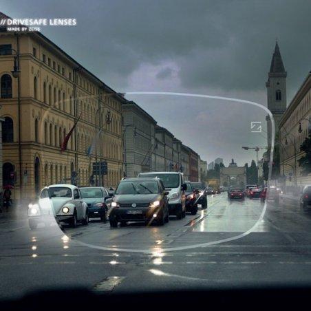 Линзы DriveSafe от ZEISS